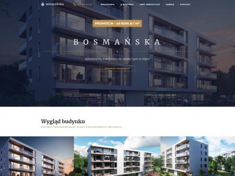 Bosmańska Gdynia
